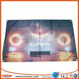 100x150cm bandera de impresión a todo color de poliéster