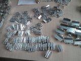 Cnc-maschinell bearbeitenteile gebildet von der Aluminiumlegierung für Flugzeug-Teile
