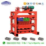 Machine creuse professionnelle de bloc de la machine 4-40 de bloc de cendre