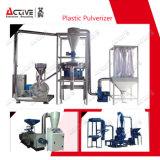 Pulverizer de réutilisation en plastique pour la fraiseuse de poudre de PVC