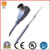 Чисто медная кабельная проводка проводника, внутренних и внешних защищаемая коаксиальная