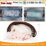 Venda por grosso de fraldas para bebé sonolento programável descartáveis em todos os tamanhos com alta qualidade