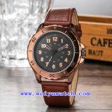 Montre faite sur commande de mode de quartz de montres de logo (WY-G17015B)