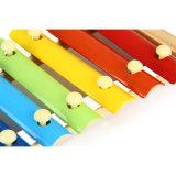 Giocattoli educativi di colpo del piano 8 della scala dei bambini di legno degli strumenti musicali