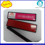 Tag RFID d'Anti-Métal de carte de fréquence ultra-haute d'étagères de marchandises pour le management d'étagère de couche