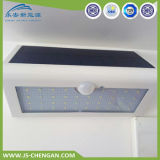 LEDの屋外の太陽エネルギーの緊急の機密保護の庭の動きセンサーの壁ライト