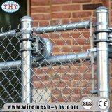 직류 전기를 통한 6FT 주거 체인 연결 검술 및 부속품