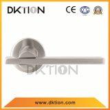 AL025高品質のステンレス鋼の固体ドアハンドル