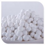 Alta eficiencia del 92% de alúmina activada para la adsorción de desecante y