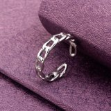 Reloj del anillo de dedo de la manera en venta al por mayor del acero inoxidable del precio competitivo
