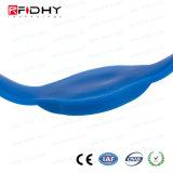 Bracelete sem contato ajustável do PVC RFID para Fundraising
