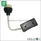 클립 프랑스를 위한 세라믹 할로겐 램프 홀더를 가진 VDE에 의하여 증명되는 GU10 자동적인 소켓