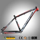 バイクはカスタム27inchアルミニウムMountianの自転車MTBフレームを分ける