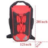 뗏목으로 나르거나 급강하를 낚시질하는 뱃놀이를 위한 빨간 옥외 방수 건조한 Packbag