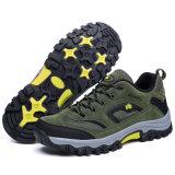 Сделано в Mens Китая популярном напольном водоустойчивом Hiking ботинки низко MOQ