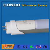 Sensor do Detector de Movimento de microondas 1200mm 4ft 18W Luz do Tubo de LED para garagem, Corredor