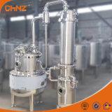 Edelstahl-Fruchtsaft-Vakuumkonzentrations-Becken-Getränkeverdampfer für Milch-Prozess