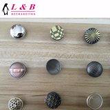 高品質の卸し売り方法亜鉛合金のジーンズボタン