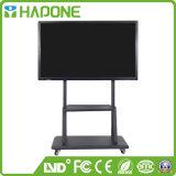 Monitor de la pantalla táctil del LCD para la reunión de negocios