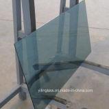 Colorido ou vidro laminado de cinzentos impresso