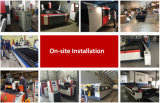 Автомат для резки лазера CNC для металлического листа