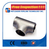Tes del acero inoxidable del ANSI ASME B16.9 304 316L 316ti 317L 904L