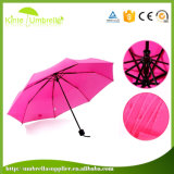 일요일 비 우산을 접히는 공장 고품질 신제품
