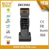 Handheld блок развертки PDA GSM Smartphone стержня Zkc3502 с принтером NFC Bluetooth