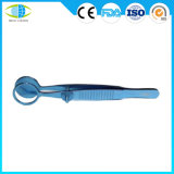Forcipe dentato del rivestimento di ceramica, forcipe del tessuto