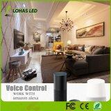 15W E26 6 APP van de Duim Lichte Slimme Telefoon Gecontroleerde LEIDENE van het Plafond Downlight