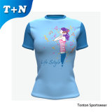 China OEM Fabricante Sublimation T Shirt