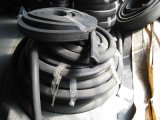 Het rubber Rubber Verzegelen van de Ring van de Verbinding van de Olie van Delen Rubber