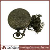 Fashion Watch montre de poche en alliage Necklace cadeau de la chaîne
