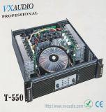 Versterker de Van uitstekende kwaliteit van de Macht van 2 Kanalen KTV (t-550)