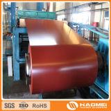 カラーコーティングのアルミニウムコイルの中国の製造者