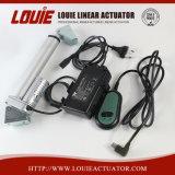 Mini colpo elettrico dell'azionatore lineare 200mm