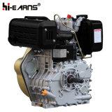 Motor Diesel de refrigeração ar com eixo do Keyway (HR192FB)