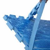 Couvre-tapis antidérapant de couvre-tapis de couvre-tapis de mousse d'EVA d'art de couvre-tapis coloré composé de type