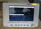 New-Tabletop 7 дюймовый монитор основных параметров жизнедеятельности: Над и SpO2