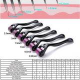 Rolo por atacado do sistema afastamento cilindro/rolo 540 Microneedle de Dermaroller para o rolo meso da pele da terapia