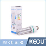 Luz de bulbo baixa do milho do diodo emissor de luz de PF>0.9 E27/E40/G24/B22