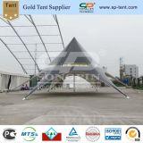 14m 4 절기 동안 도매 OEM 회색 PVC 알루미늄 프레임 열대 천막