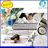 高温抵抗力があるUHF RFIDの織物の洗濯の札