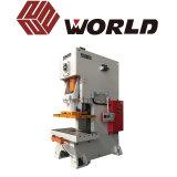 Jh21 marco de la serie C hidráulico y mecánico de perforación de lámina metálica de 200 toneladas de la máquina prensa eléctrica