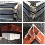 Matériau de châssis en alliage en aluminium et jardin de toit en verre trempé le matériel Sun chambre