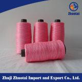 lavoro a maglia delle FO del filato tinto spazio del poliestere 75D/72f 100%