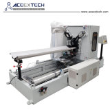 machine à tuyaux UPVC l'eau avec contrôleur PLC
