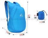 야영하는 OEM 소형 휴대용 방수 폴리에스테 여행 책가방 하이킹