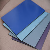 Revestimento de PVDF painel de chapa laminados de alumínio Preço China Continental Factory