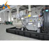Контейнер звукоизоляционное Genset двигателя 1200kw с комплектом генератора Cummins